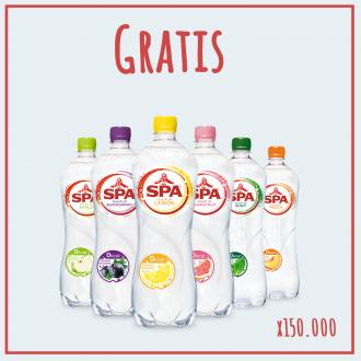 gratis producten belgie